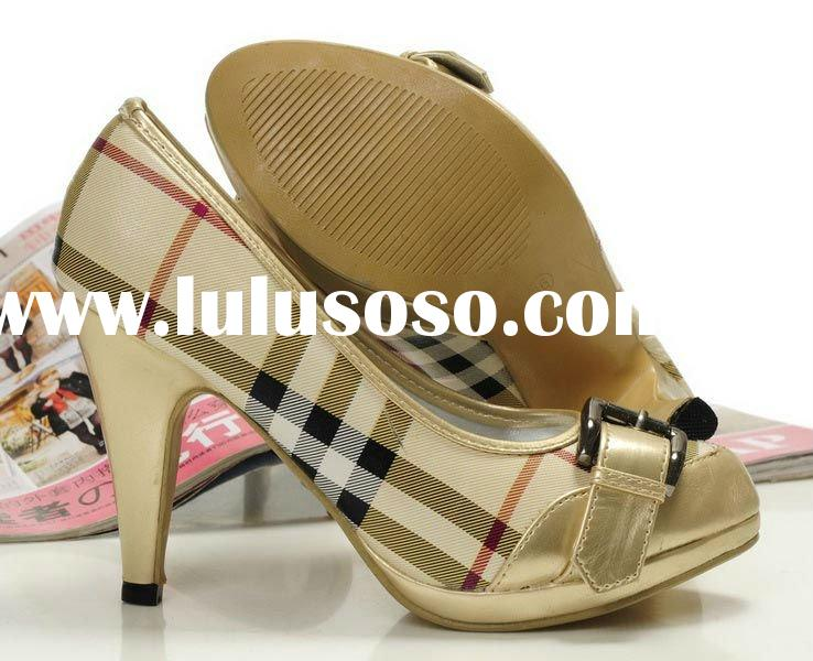 Accept paypal,2012 hot selling wholesale cheaper women shoes,cheaper high heel shoes