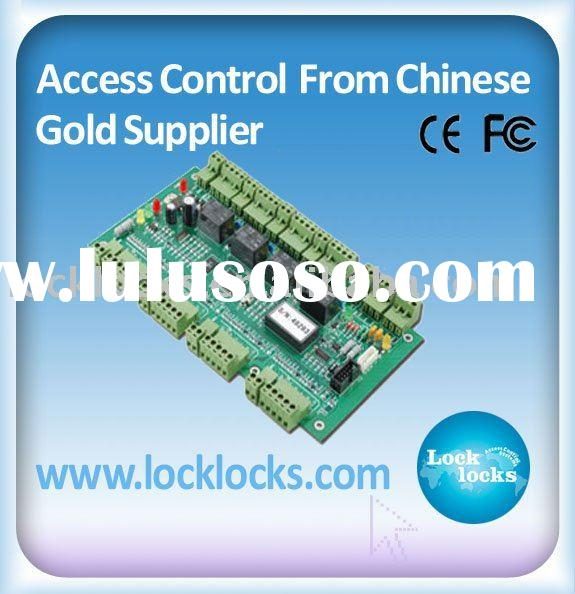 Access Control Board- BTS-2004.net Four-door TCP/IP Network Access Control Panel