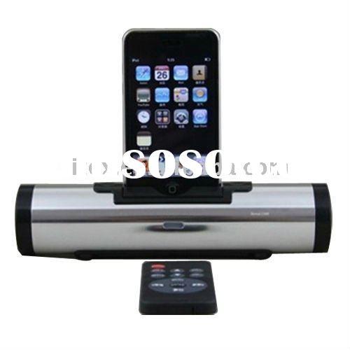 Accessory Speaker for iPhone and iPod with remote control