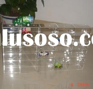Acrylic Car Model Display Case