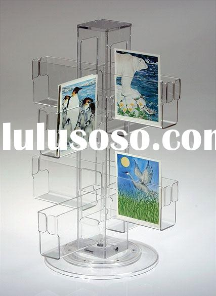 Acrylic Rotating display,acrylic Brochure holder,acrylic counter display,acrylic floor display,acryl