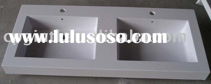 Acrylic Solid Surface Vanity Sink