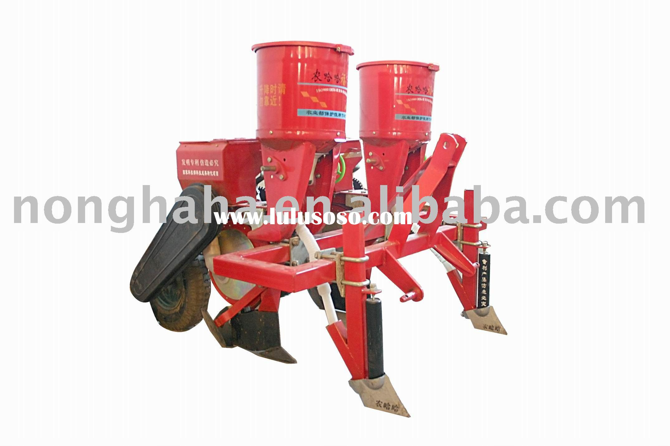 Agricultural machine,agricultural implements,hill-drop drill