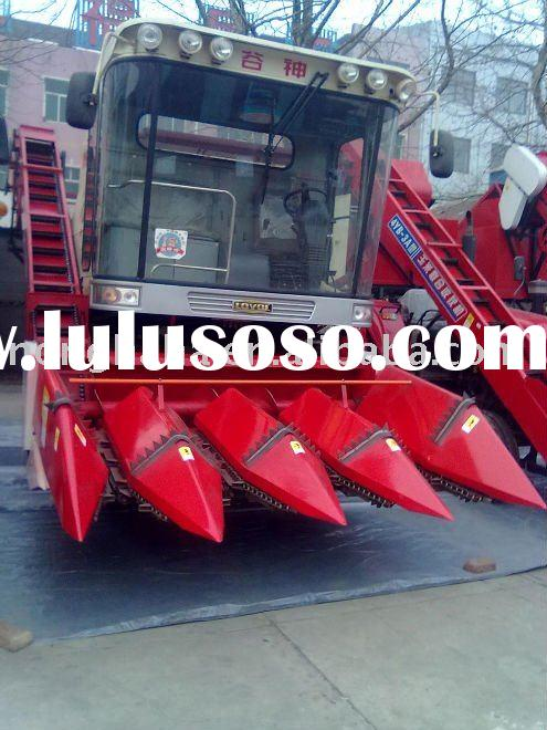 Agricultural machinery, Combine harvester,Corn combine harvester