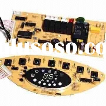 Air Conditioner Controller PCB with Compressor Running Status Display