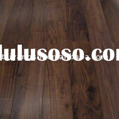American Black Walnut,Solid Prefinished Hardwood Flooring,AB Grade