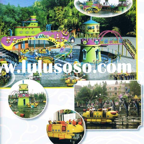 Amusement park water play equipment --AULY Water fighting