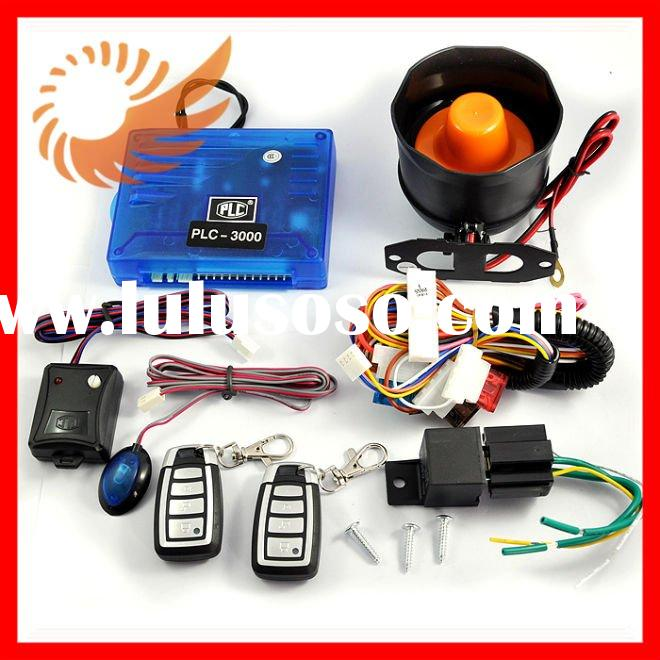 Anti Theft Remote Engine Starter Car Alarm System Car Alarms [CAR08]