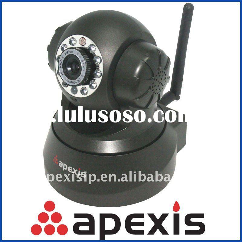 Apexis Baby monitor day&night vision wireless ip camera