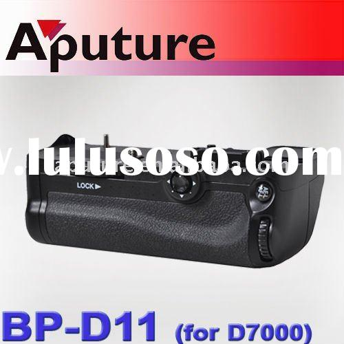 Aputure vertical professional battery grip for camera D7000