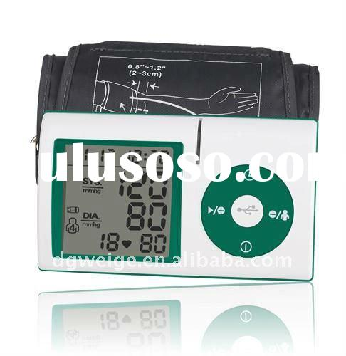 Arm-type multifunction blood pressure monitor