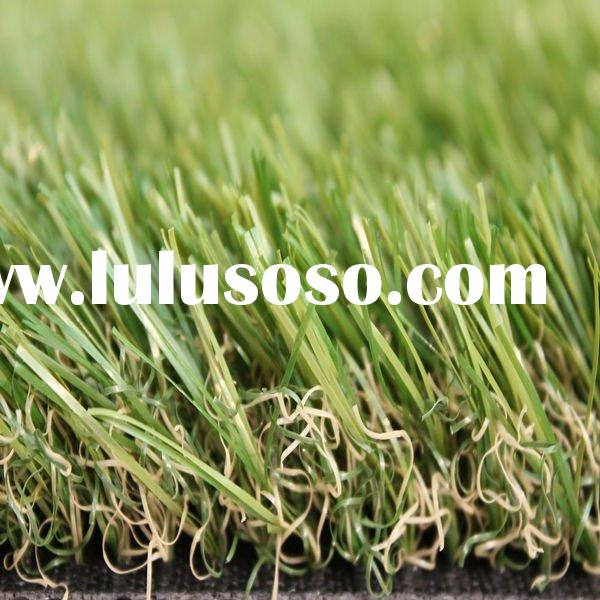 Artificial grass for landscaping 20mm-40mm Economic shape