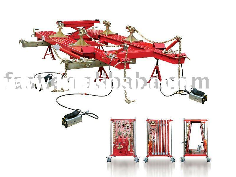 Auto Body Frame Machine with Laser Measuring System