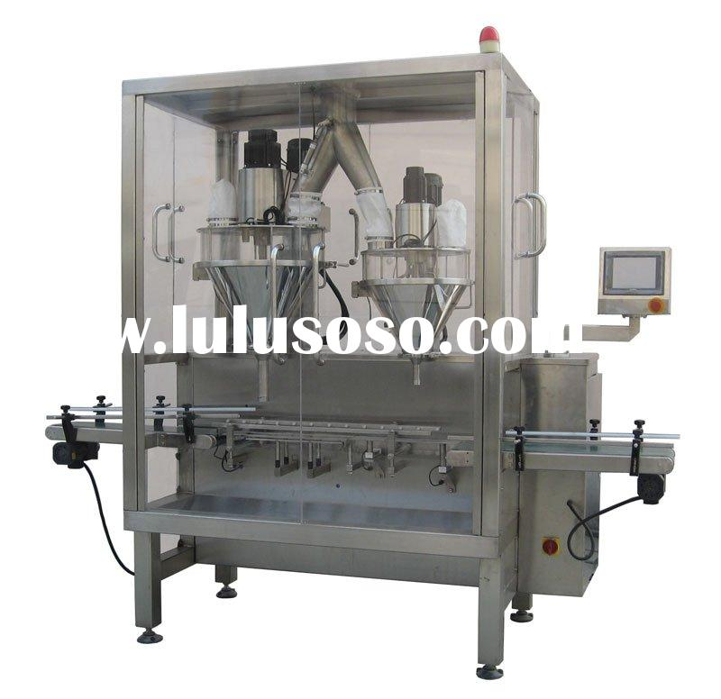 Automatic Can/Tin filling packing machine