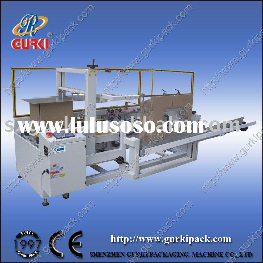Automatic Carton Forming and Bottom Sealing Machine(CE)