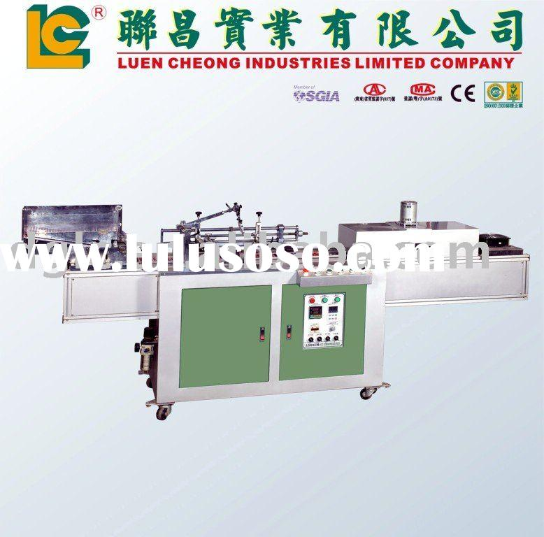 Automatic Cylinder Pen Screen Printing Machine