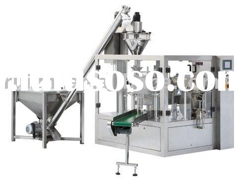 Automatic Filling and Sealing Packaging Machine for Powder