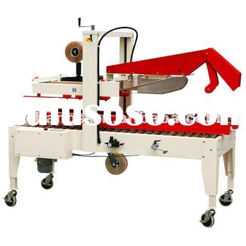 Automatic Flaps Folding Carton Sealing Machine ( Packaging Machine, Packaging Machinery, Packing Mac
