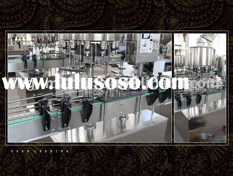 Automatic Juice Filling Machine / PET Bottled Juice Product Line