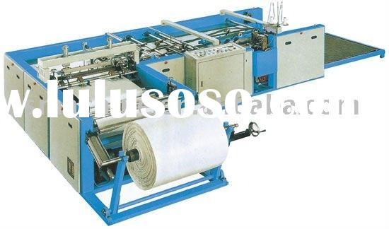 Automatic PP Woven Sack Cutting and Sewing Machine
