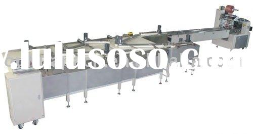 Automatic Packaging Machine with feeding system
