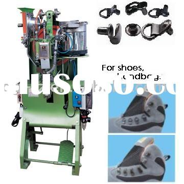 Automatic Riveting Machine (for D-rings, hook buttons, buckles)