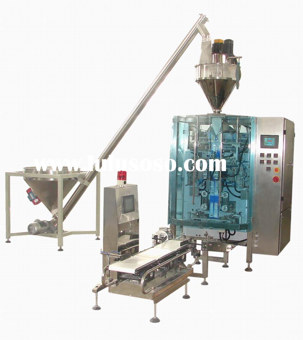 Automatic Screw Filler Packaging Machine