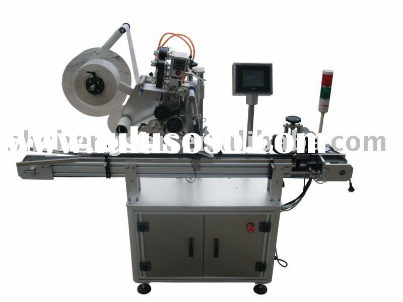 Automatic Top Sticker Label Machine/Packaging Machinery for Box,Bottle,Card,Paper