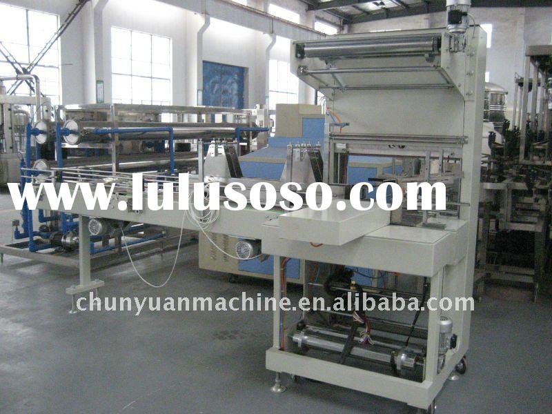 Automatic bottle packing machine
