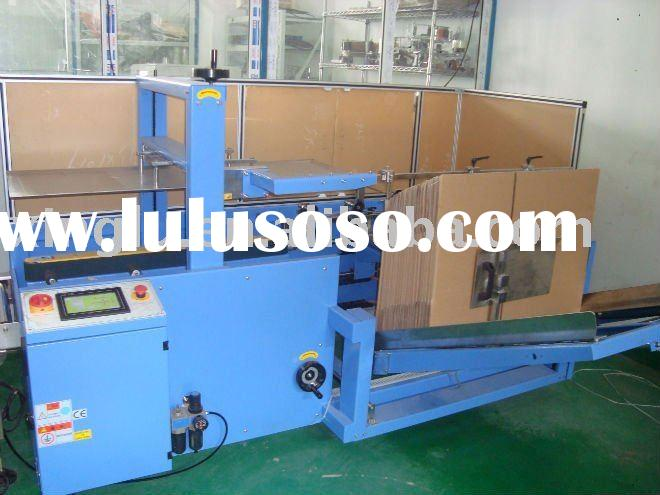 Automatic case Erector packaging machine
