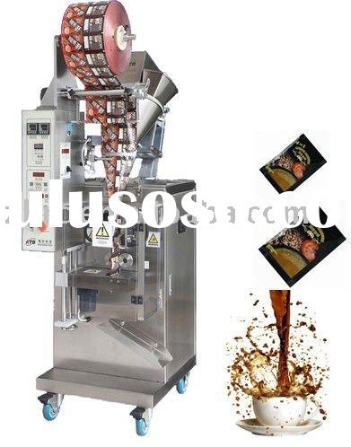 Automatic coffee powder packaging machine DXDF50E