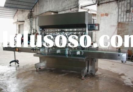 Automatic liquid filling machine