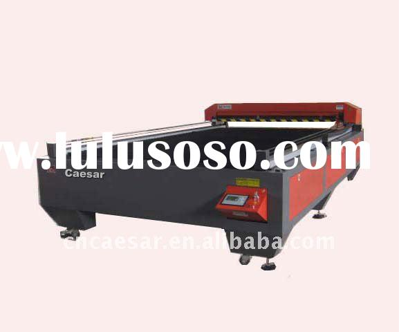 Automatic roll fabric laser cutting machine