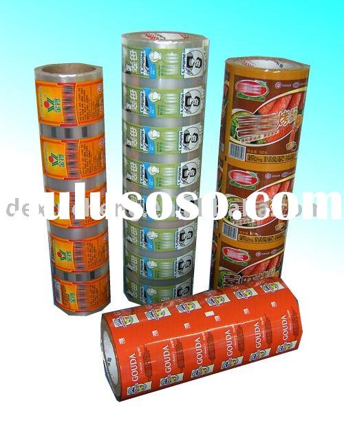Automatic roll film for food