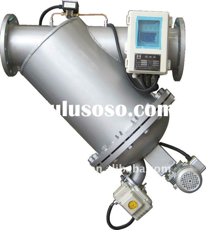 Automatic water filter system