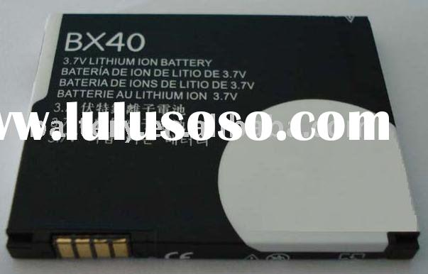 BC40 cell phone battery for Motorola
