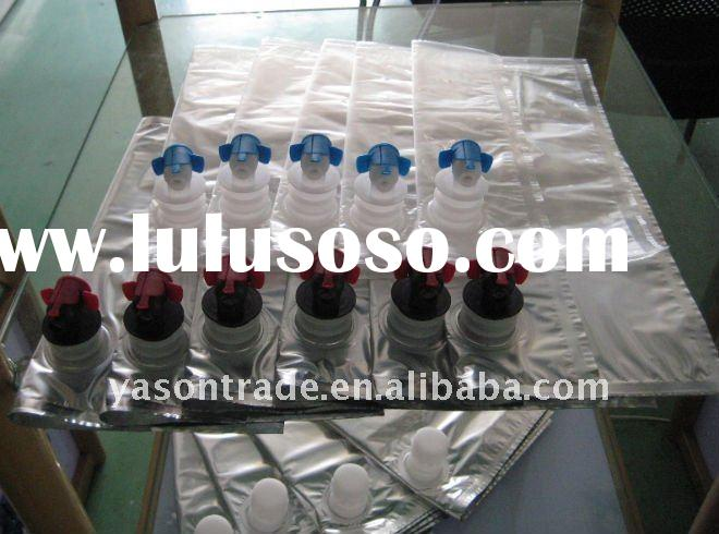 BIB bag in box syrup for high quality packaging