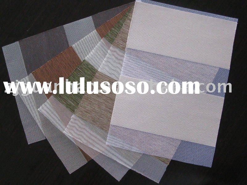 BLACKOUT ROLLER SHUTTER BLIND FABRIC