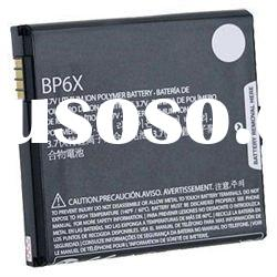 BP6X Cell phone battery for Motorola Droid A855