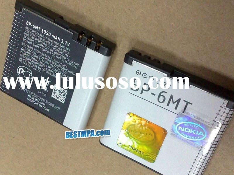 BP-6MT mobile phone Batteries E51 N81 N82 for original phone