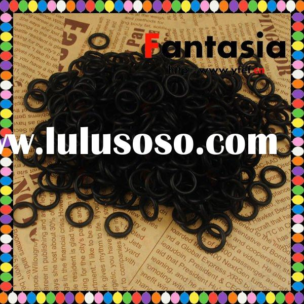 Balloon Accessories Black Rubber Ring For Balloons