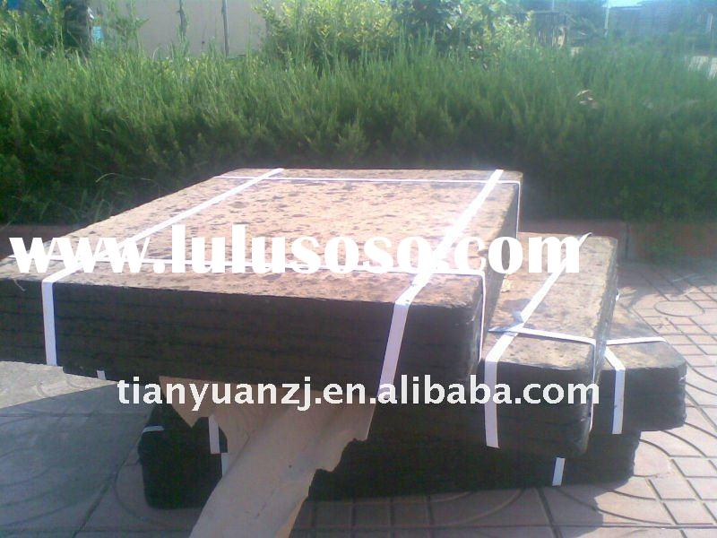 Bamboo Pallet for Concrete Block Production Used