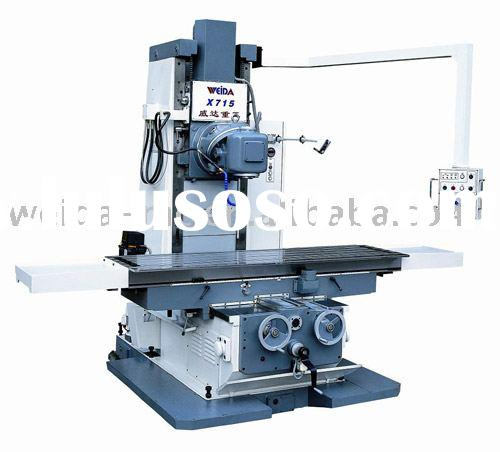 Bed-Type Universal Milling Machine X715
