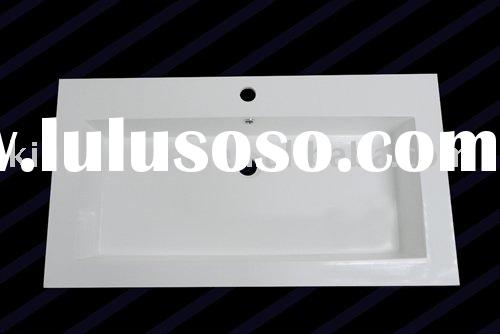 Best price and royal artificial marble bathroom basin