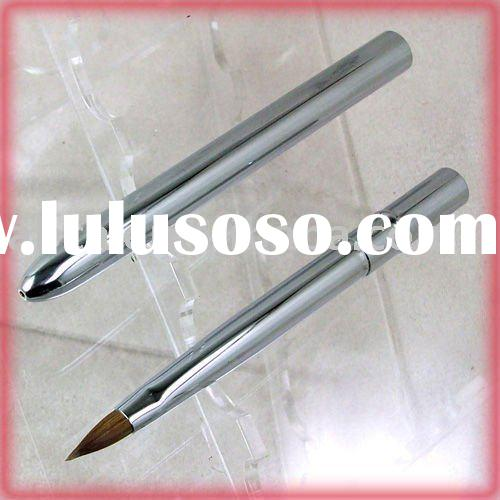Best-selling kolinsky metal nail art brush in 2011