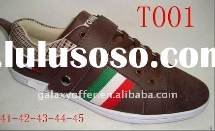Branded men fashion shoes men casual shoes Accept OEM Order