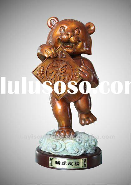 Bronze Handicraft (Chinese greetings)