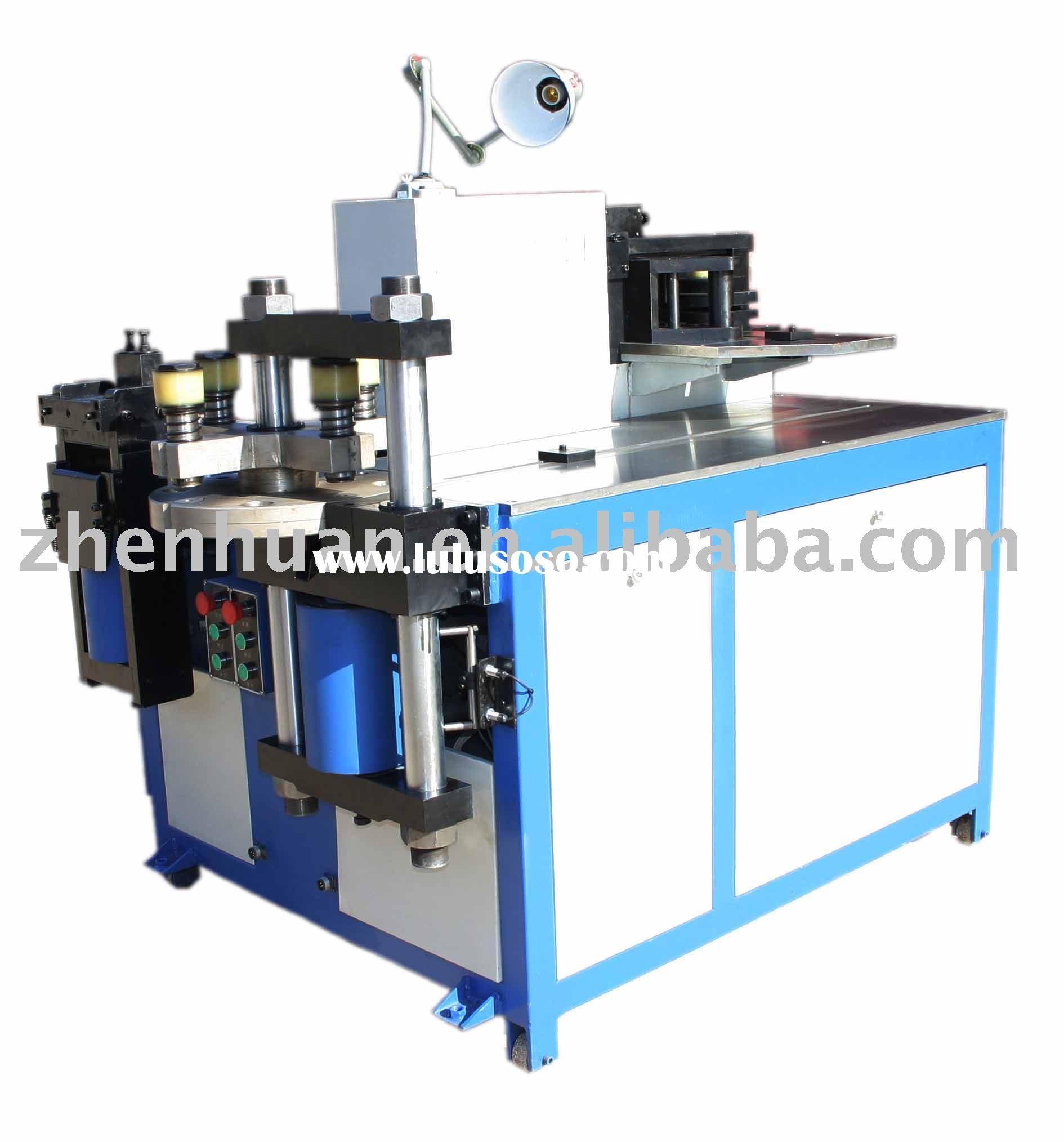 Bus bar Machine,busbar making machine,bus bar punching cutting and bending machine