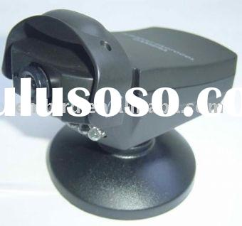 CAM77IP LAN-controlled IP camera with MJPEG recording, motion detection, flash-card and night-vision