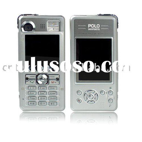 CDMA mobile phone,Slim Digital Camera, HD digital camera,5.0 mega-pixels; 1/2.5''CMO